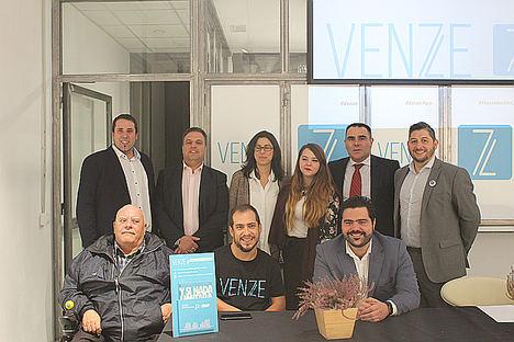 VENZE, la primera app de traslado exclusivamente destinada a personas con movilidad reducida u otra discapacidad