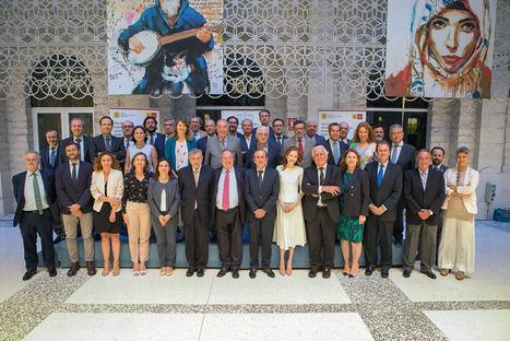 VIII Edición Embajadores Honorarios de la Marca España jurado.