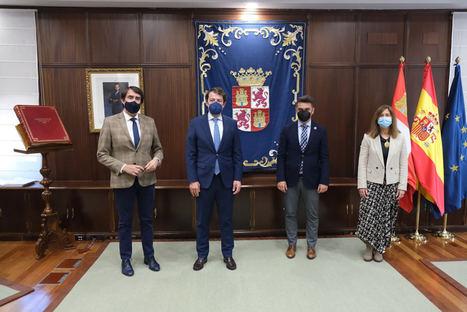 Vitartis pide al presidente de Castilla y León que apoye las ayudas directas a las pymes agroalimentarias para acelerar la recuperación económica