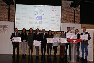 El Torneo Benéfico Golf &Law rinde homenaje a Celia Barquín y reparte 20.000€ entre 7 proyectos solidarios