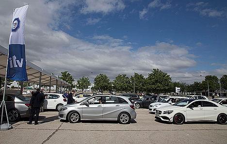 TÜV SÜD revisará los vehículos del Salón del Vehículo de Ocasión de Madrid