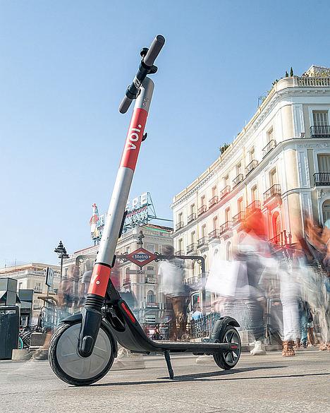 VOI Technology, la startup de patinetes eléctricos compartidos líder en Europa, capta 30M USD para intensificar su expansión