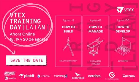 VTEX Training Day Latam: Juntos construimos la evolución del comercio