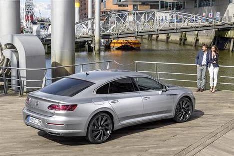 Volkswagen presenta en Hanover el nuevo Arteon