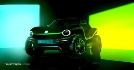 El Buggy ha vuelto de la mano de Volkswagen