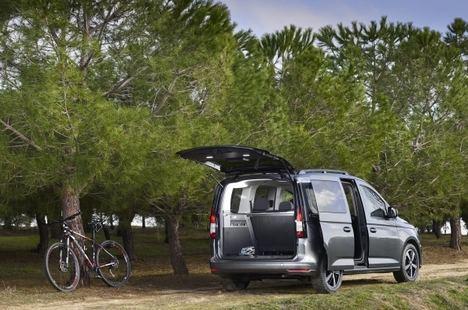 El nuevo Volkswagen Caddy presenta la gama más completa para el uso profesional y el ocio