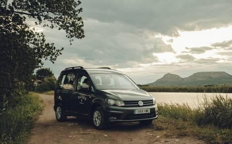 El Volkswagen Caddy protagonista