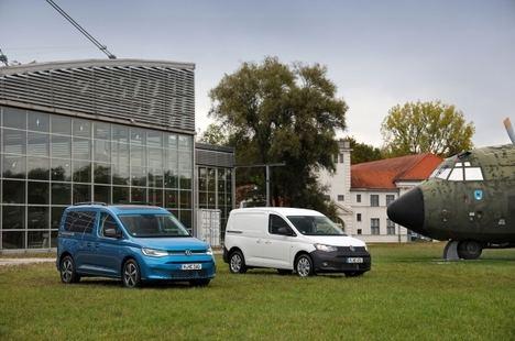 Quinta generación del Volkswagen Caddy