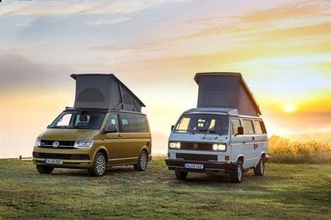 Volkswagen lanza la Edición Especial California 30 Aniversario
