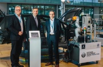 Centro de desarrollo de Software de Volkswagen