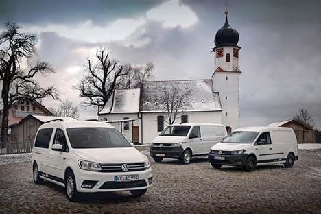 Volkswagen E-Caddy ABT y E-Transporter ABT