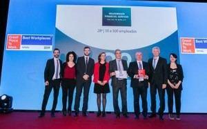 VW Financial Services, una de las mejores entidades financieras para trabajar