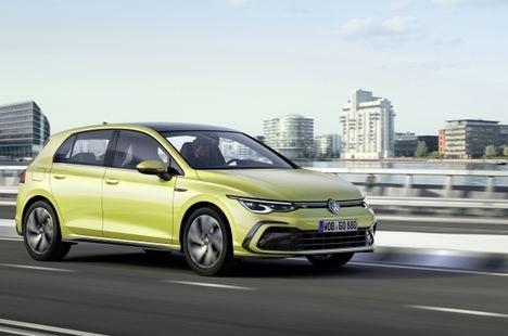 Nuevo Volkswagen Golf 8 R-Line