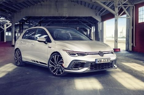 Ya está disponible el esperado Golf GTI Clubsport