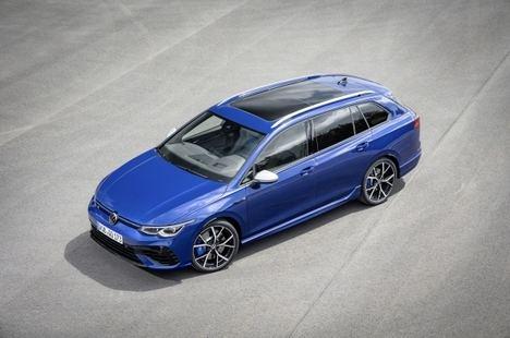 Volkswagen lanza en España el Golf Variant R