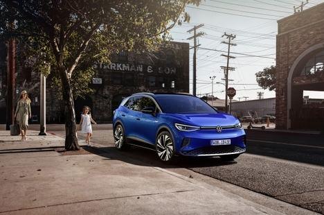 Volkswagen presenta en España por primera vez el ID.4