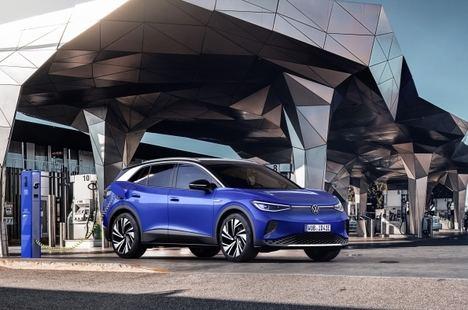 Llega el nuevo Volkswagen ID.4