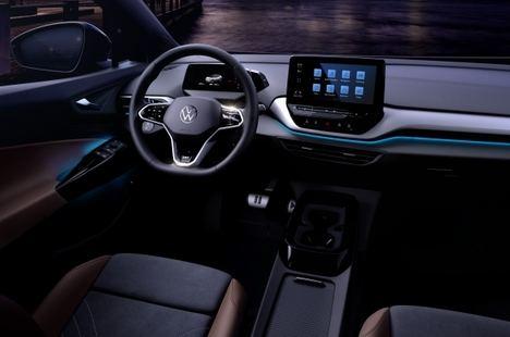 Así es el interior del nuevo Volkswagen ID.4