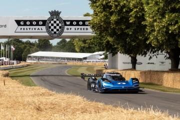 Nuevo récord para el Volkswagen ID.R en Goodwood