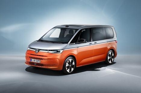 Estreno Mundial del nuevo Volkswagen Multivan
