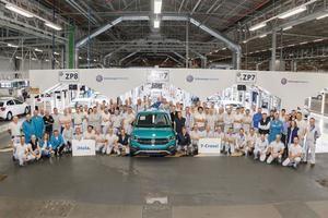 Volkswagen Navarra comienza la producción del nuevo T-Cross