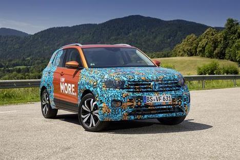 Volkswagen Navarra producirá el nuevo T-Cross