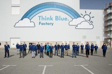 Volkswagen Navarra consigue los mejores resultados medioambientales