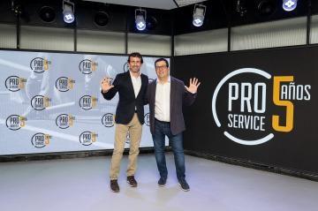 PRO Service de Volkswagen celebra su quinto aniversario