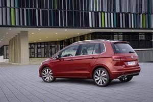 El nuevo Volkswagen Sportsvan llega al mercado español