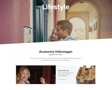 Volkswagen Store On line se actualiza