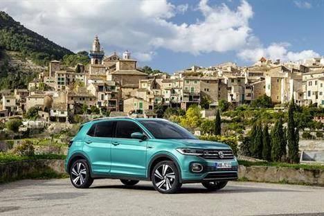 El nuevo T-Cross completa la ofensiva SUV de Volkswagen