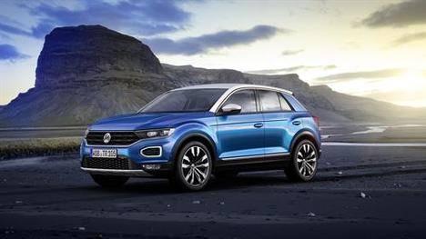 Volkswagen T-Roc, estreno mundial