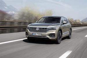 Volkswagen desvela el nuevo Touareg