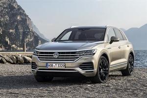 Nueva generación, más tecnológica, del Volkswagen Touareg
