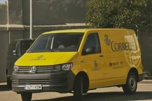 Correos elige la Volkswagen Transporter