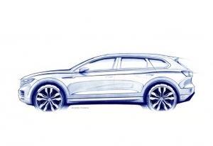 Nuevo Volkswagen Tuareg