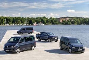 Volkswagen Vehículos Comerciales, 215.000 unidades desde primeros de año