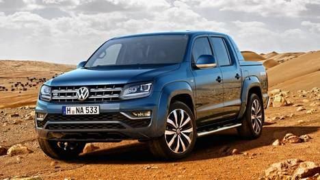 Volkswagen Amarok 3.0 V6 TDI 4 Motion Aventura automático