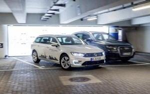 El Grupo Volkswagen con aparcamiento autónomo en 2020