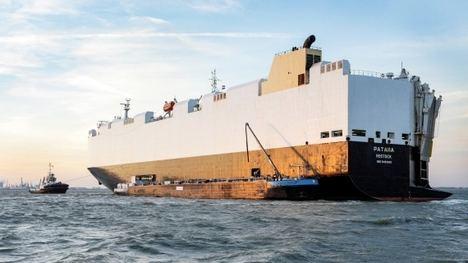 Volkswagen incentiva los cargueros de automóviles con aceite usado de restaurantes