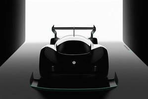 Volkswagen desarrolla un coche eléctrico de carreras