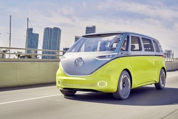 Volkswagen colabora con NVIDIA