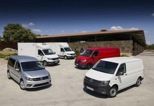 Mejor semestre de la historia de Volkswagen Vehículos Comerciales