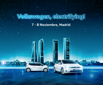 El Roadshow eléctrico de Volkswagen desembarca en Madrid