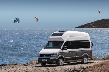 Volkswagen presenta su gama Camper en el Salón Internacional del Caravaning