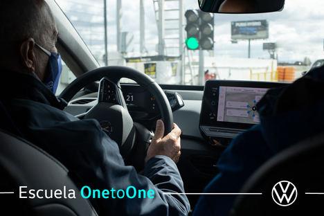 """Volkswagen estrena nuevos cursos de conducción """"a la carta"""""""
