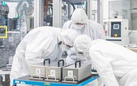 Volkswagen invierte en operaciones para la fabricación de baterías en Salzgitter
