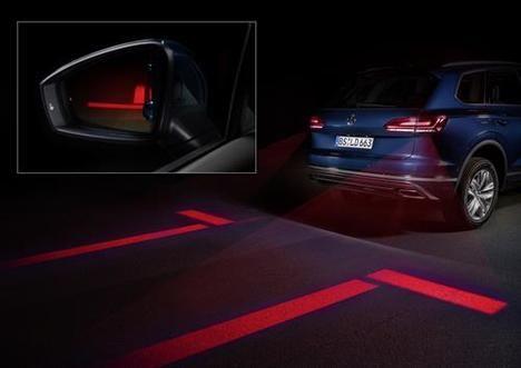Innovadora tecnología de alumbrado de Volkswagen