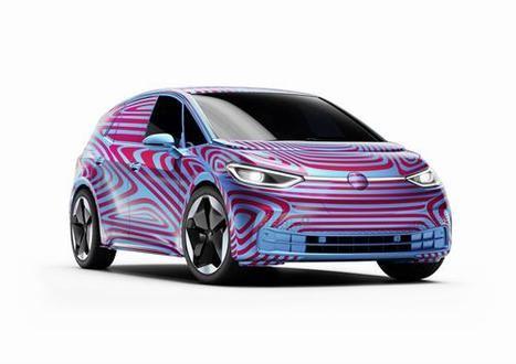 Volkswagen da el primer paso hacia la comercialización del ID.3