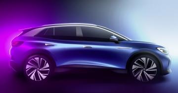 Así es el diseño exterior del nuevo ID.4 de Volkswagen